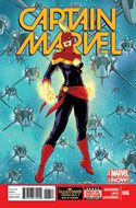Captain Marvel Vol. 8 (Comic-Book) #6