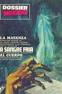 Dossier Negro (Rústica y grapa [1968 - 1988]) #4