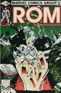 Rom SpaceKnight (1979-1986) #8