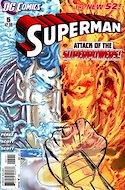 Superman Vol. 3 (2011-2016) (Comic Book) #5