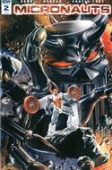 Micronauts (2016-2017 Variant Cover) (Comic Book) #2.1