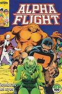 Alpha Flight Vol. 1 / Marvel Two-in-one: Alpha Flight & La Masa Vol.1 (1985-1992) (Grapa 32-64 pp) #2