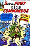 Il Serg. Fury e i suoi Commandos (Spillato-brossurato) #9