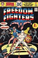 Freedom Fighters Vol. 1 (Grapa) #1