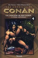 Las Crónicas de Conan (Cartoné 240 pp) #4