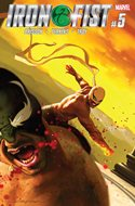 Iron Fist Vol. 5 (Comic Book) #5