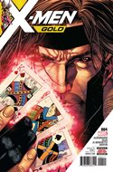 X-Men Gold (Grapa) #4