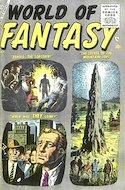 World of Fantasy (Comic Book) #1