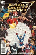Justice Society of America Vol. 3 (2007-2011) (Comic Book) #1