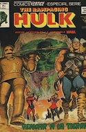 The Rampaging Hulk (Rústica 56 pp) #9