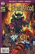 Los 4 Fantásticos Vol. 4 (2001-2003) (Grapa 24-48 pp) #2