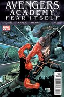 Avengers Academy (2010-2013) (Comic-Book) #19