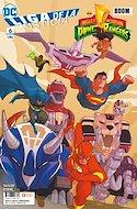Liga de la Justicia / Mighty Morphin Power Rangers (Grapa 24 pp) #6