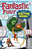 Los 4 Fantásticos (Grapa) #5