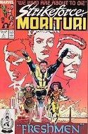 Strikeforce Morituri (Comic-book.) #8