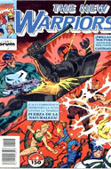 The New Warriors Vol. 1 (1991-1995) (Grapa 24 pp) #8