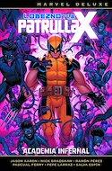 Lobezno y la Patrulla-X. Marvel Deluxe (Cartoné) #4