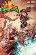 Mighty Morphin Power Rangers (Grapa) #23