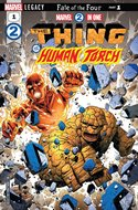 Marvel 2-In-One (2017- ) (Comic-book) #1