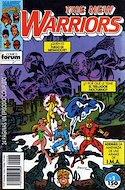 The New Warriors (Comic-Book) #2