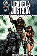 Liga de la Justicia (Coleccionable semanal) (Cartoné 120 pp) #4