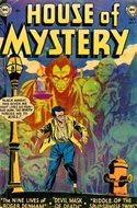 The House of Mystery (Grapa) #7