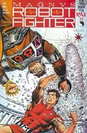 Magnus: Robot Fighter (Cómic book) #5