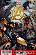 Los Vengadores / The Avengers (2013-2015) (Grapa) #2