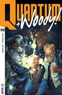 Quantum + Woody! (2017) (Comic-book) #8