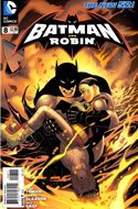 Batman and Robin Vol. 2 (2011-2015) (Comic Book) #8