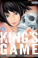 King's Game (Rústica con sobrecubierta) #2