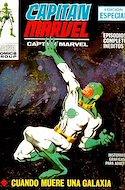 Capitán Marvel Vol. 1 (1969-1974) (Rústica) #6
