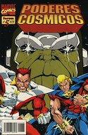 Poderes Cósmicos (1995) Vol. 2 (Rústica 96-128 páginas) #5