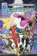 The Strangers (Comic Book) #1