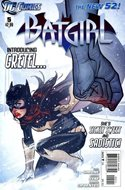 Batgirl Vol. 4 (2011-2016) (Comic-Book) #5