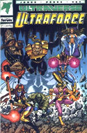 Ultraforce (1995-1996) (Grapa. 17x26. 24 páginas. Color) #1