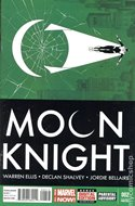 Moon Knight Vol. 5 (2014-2015 Variant Cover) (Comic Book) #2.2