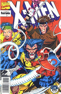 X-Men Vol. 1 (1992-1995) (Grapa 32 pp) #4
