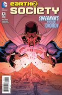 Earth 2 Society (2015-2017) (Comic Book) #4
