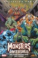 Monsters Unleashed! 100% Marvel (Rústica 280 pp) #