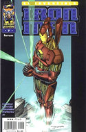 Heroes Reborn: Iron Man (1997-1998) (Grapa 24 pp) #7