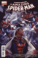 The Amazing Spider-Man (2016-2019) (Grapa) #8