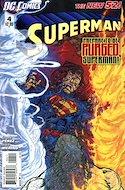 Superman Vol. 3 (2011-2016) (Comic Book) #4