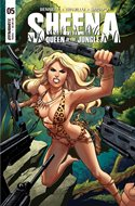 Sheena Queen of the Jungle (2017) (Grapa) #5