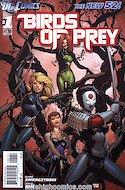 Birds of Prey Vol. 3 (2011-2014) (Comic Book) #1
