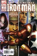 Iron Man Vol. 4 (2005-2009) (Comic Book) #7