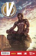 Vengadores Mundiales (2014-2015) (Grapa) #4