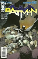 Batman Vol. 2 (2011-2016) (Saddle-stitched) #1