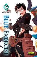 Blue Exorcist (Rústica con sobrecubierta) #15
