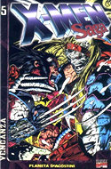 X-Men Saga (Grapa 40-28 pp) #5